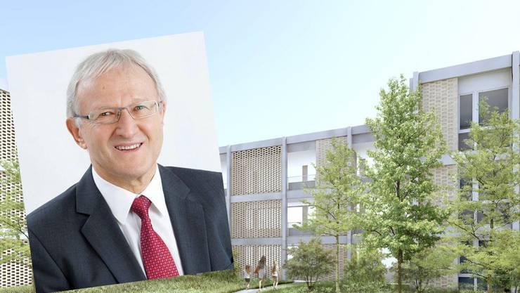 «Geroldswil hat jetzt in Sachen Bau seit 30 Jahren keine grossen Würfe mehr realisiert. Es ist daher Zeit für etwas Neues», sagt der Geroldswiler Hochbauvorstand Willy Oswald (FDP) im Interview.