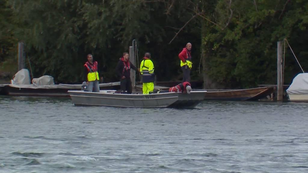Spurlos verschwunden: Zwei Personen verunglücken auf dem Rhein