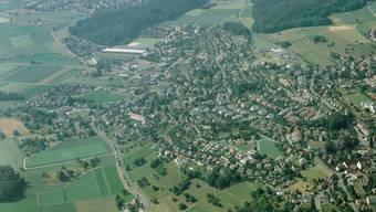 Blick auf Niederrohrdorf: Statt wie budgetiert mit einem Ertragsüberschuss von rund 1,14 Millionen Franken schliesst die Rechnung 2016 mit einem Defizit von 314 300 Franken ab.