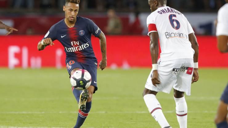 Neymars Blitzstart mit PSG in die neue Saison