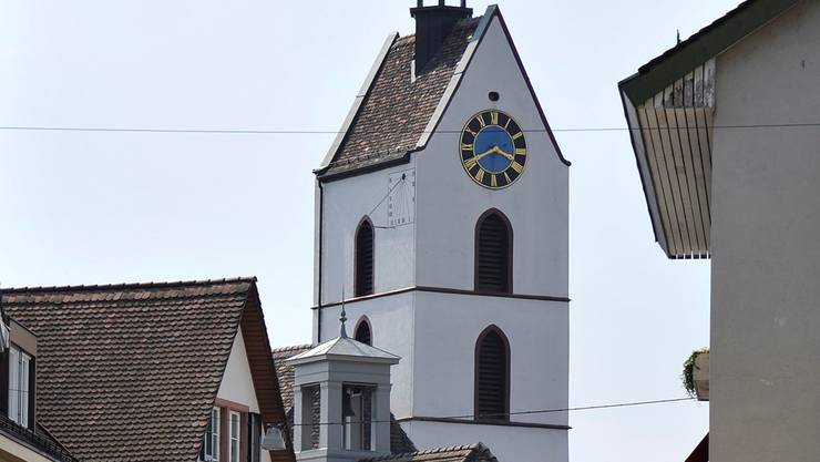 Dorfkirche in Riehen: Im Wahlkampf dominiert plötzlich der Glaube.Key