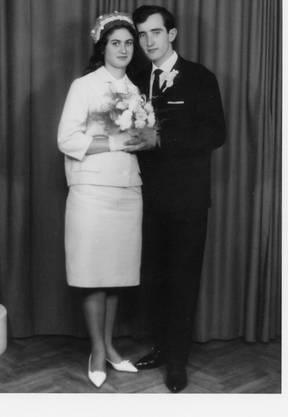 Hochzeit vor 55 Jahren
