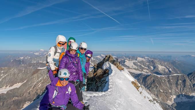Matterhorn-Besteigung von Sue Hirschi