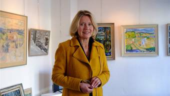 Am 22. Oktober eröffnet Anna-Verena Hoffmann in ihrer Galerie die Bilderbörse. rap