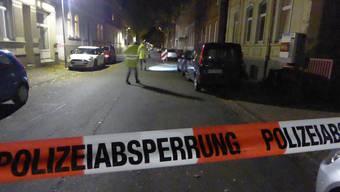 Spurensuche am Tatort Königstraße