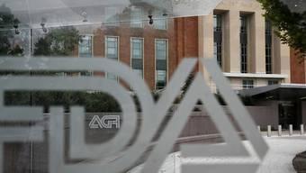 Hauptsitz der US-Arzneimittelbehörde FDA in Silver Spring im US-Staat Maryland. (Archivbild)