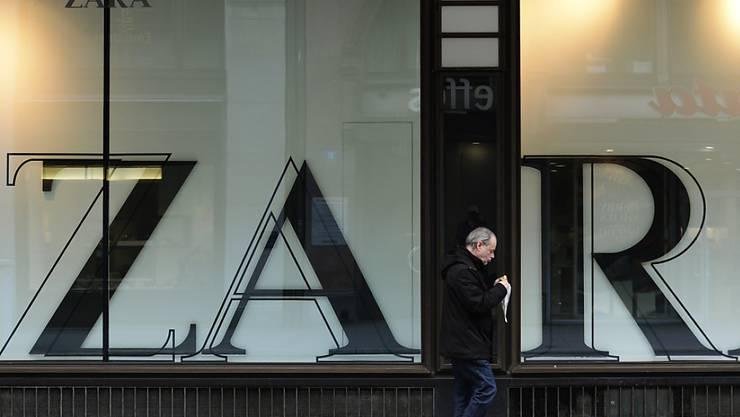 Zara-Mutter Inditex wächst weiter. (Archiv)
