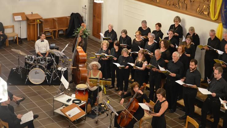 Konzert in der reformierten Kirche