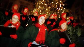 Die Vorweihnachtszeit berauscht mit Engelsliedern und feierlichen Chören – aber auch mit härteren Klängen, wie unsere Zusammenstellung zeigt. KEY/Urs Flüeler