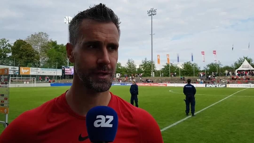 «Geil. Mehr brauch ich dazu nicht sagen»: Siegestorschütze Maierhofer nach der Barrage-Qualifikation