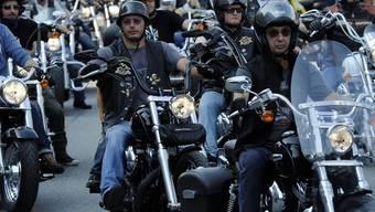 Harley-Davidson ruft 308'000 Motorräder in die Werkstatt zurück (Symbolbild)