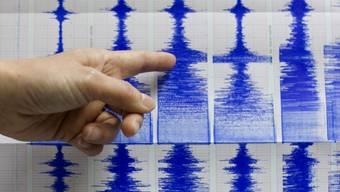 Das Erdbeben hatte laut ersten Angaben der US-Erdbebenwarte eine Stärke von 6,1 auf der Richterskala. (Symbolbild)