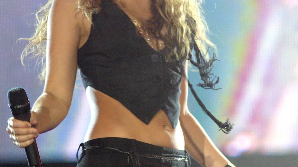 Shakira nimmt Sohn mit auf Tournee