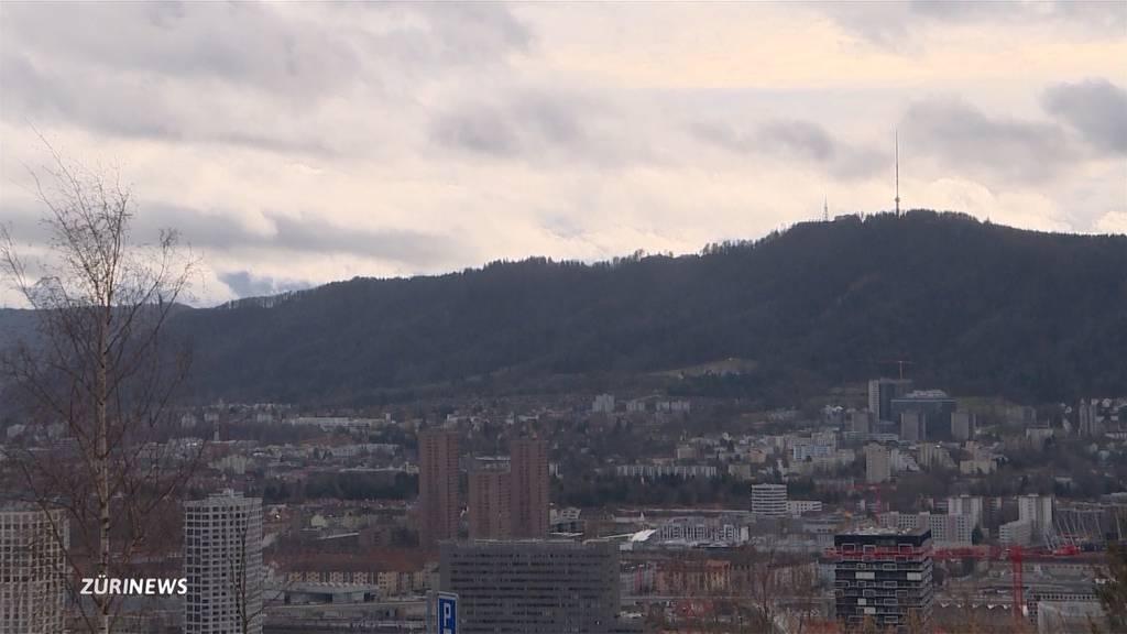 Rekord: Schnee in Zürich liess noch nie so lange auf sich warten