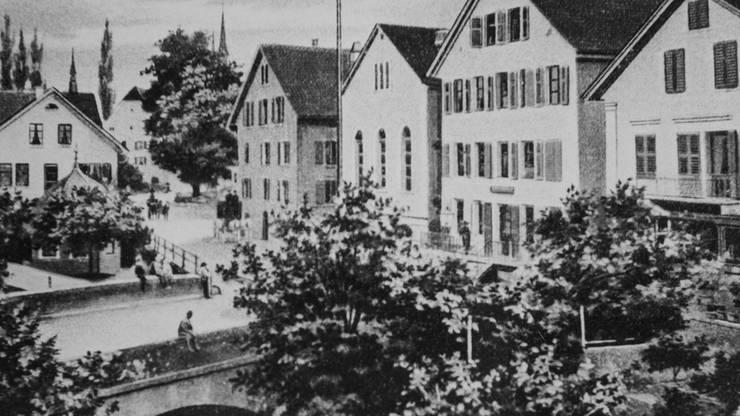 Valiant  Bank übergibt dem Museum Schneggli eine historische Fotosammlung