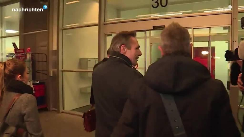Aargauer Obergericht spricht Freddy Nock frei