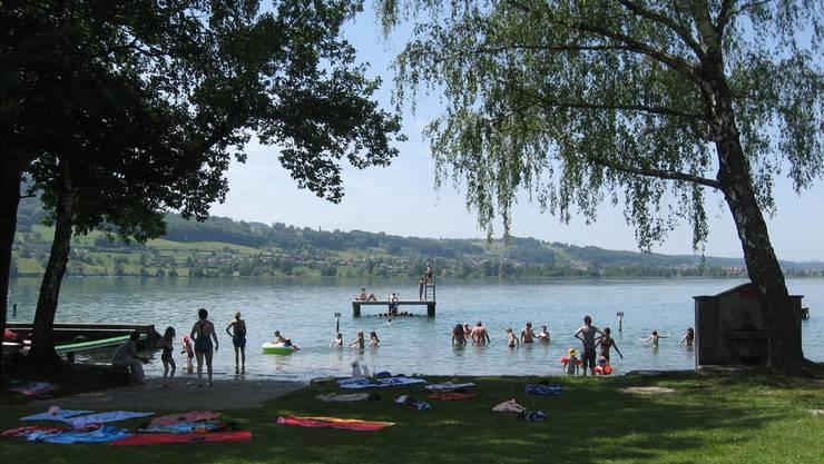 Das Arbeiterstrandbad ist nicht nur Anziehungspunkt für Wasserraten. Es gibt noch andere sportliche und kulturelle Veranstaltungen. zvg