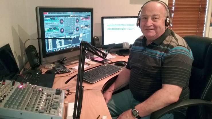 DJ John Watson aus Te Aroha, Neuseeland, erreicht mit seinem Gratis-Schlafradio Fans von Ozeanien bis in die Antarktis. Die Erfolgsrate seiner Wiegenlieder für Erwachsene schätzt er auf 70 Prozent. (Archivbild)