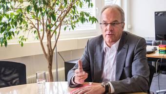 Unter die Räder gekommen: BVB-Direktor Erich Lagler und sein Effizienzsteigerungsprogramm Avanti.