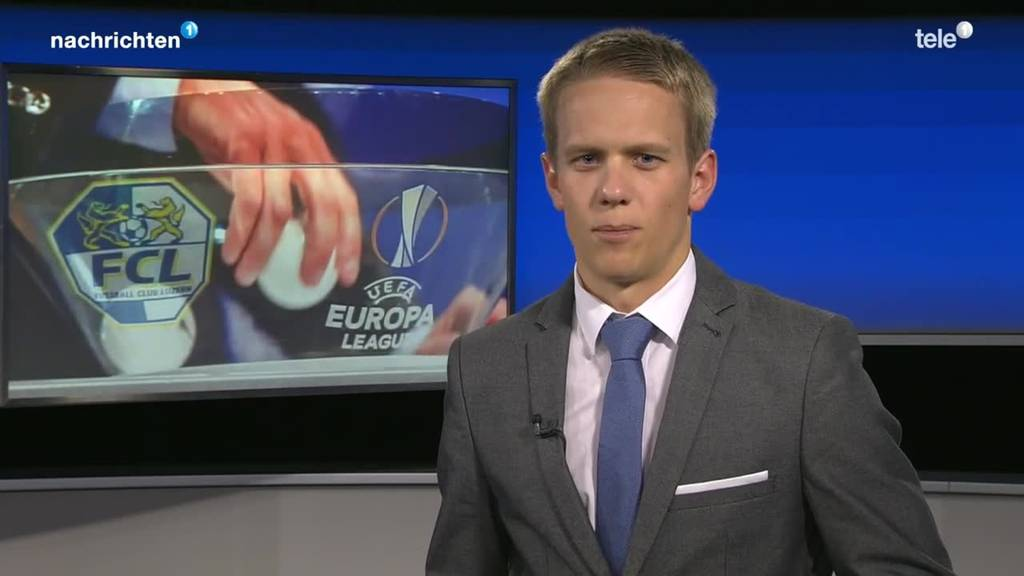 Gegner für FCL Europa League