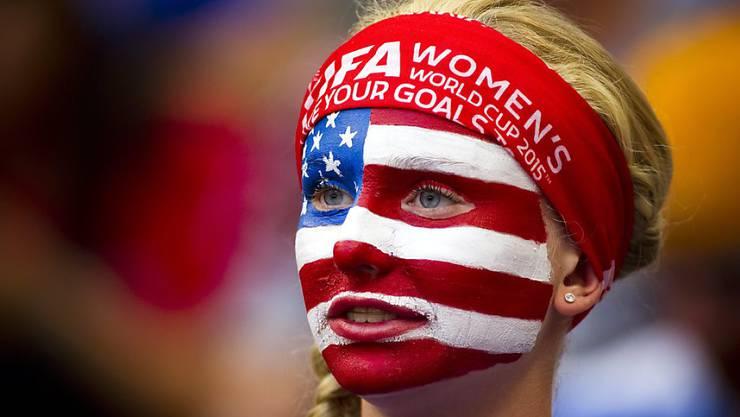Die USA fordern im Final der Frauen-WM in Vancouver Titelverteidiger Japan