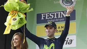 Sieger der World Tour: Alejandro Valverde