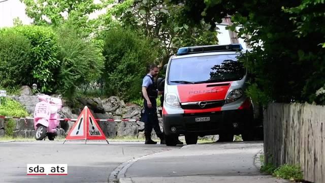 Polizeieinsatz in Uster