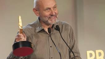 Peter Freiburghaus mit dem Prix Walo für den besten Schauspieler