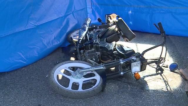 Tödlicher Töffli-Unfall in Villmergen