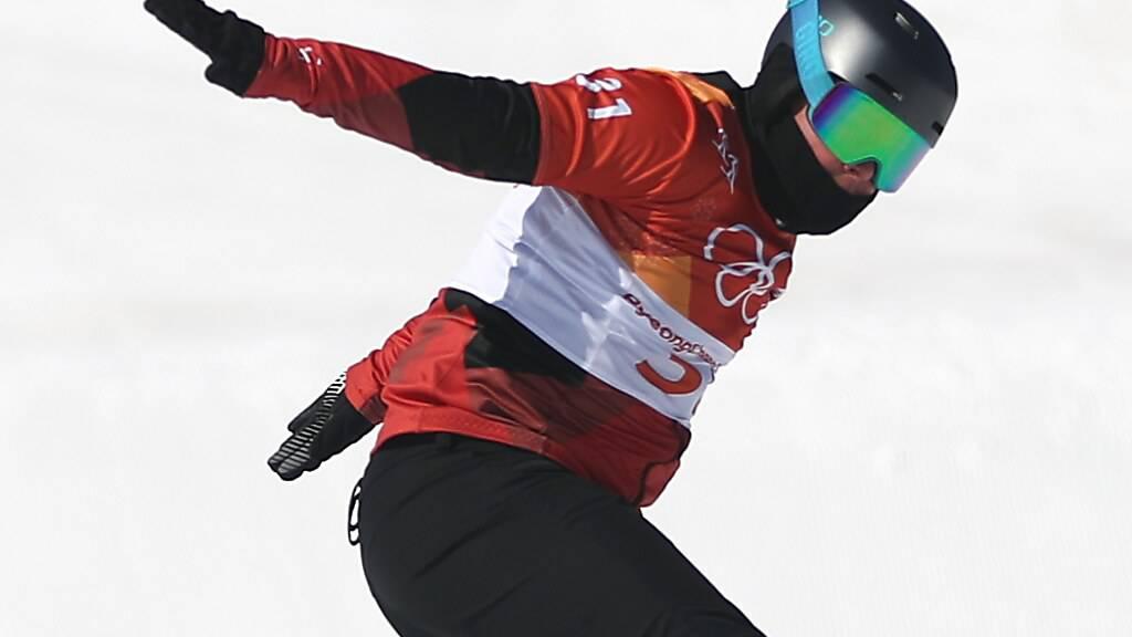 Kalle Koblet musste sich in Veysonnaz mit dem 9. Platz begnügen