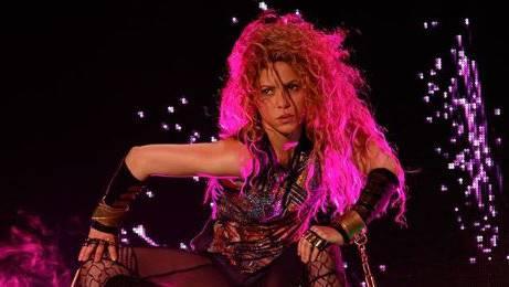 Stimme zurück! 12'000 feiern Shakira in Hamburg
