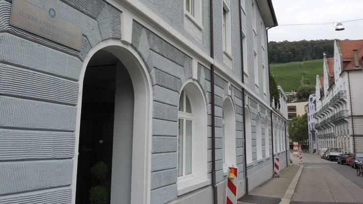 Das Alters- und Pflegeheim Rosenau in Ennetbaden wird ab kommendem Jahr einen neuen Betreiber haben. Martin Rupf