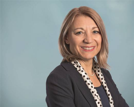 Tritt für die SP an: Nationalrätin Yvonne Feri.