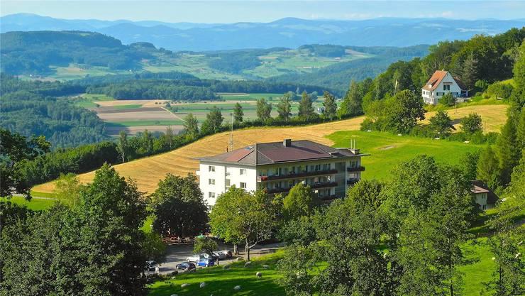 Im Kurhotel Bad Ramsach ob Häfelfingen soll eine «einzigartige Wohlfühlatmosphäre» entstehen.