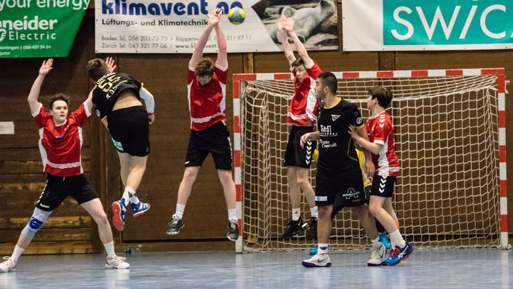 Die fehlende Drucksituation tat der Spielqualität keinen Abbruch, der HSG Aargau Ost gelang ein beeindruckend hoher Sieg.