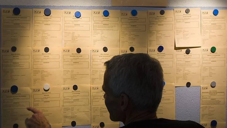 """Arbeitslosigkeit: Die finnische EU-Präsidentschaft möchte die """"Koordinierung der Sozialversicherungssysteme"""" bis Jahresende unter Dach und Fach bringen. Darunter fällt auch die neue Regelung für arbeitslose Grenzgänger, die für die Schweiz teuer werden könnte. (Symbolbild)"""
