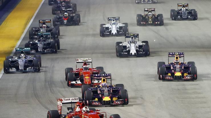 Unter den neuen Formel-1-Besitzern könnte sich die Anzahl Rennen pro Saison nochmals deutlich steigern