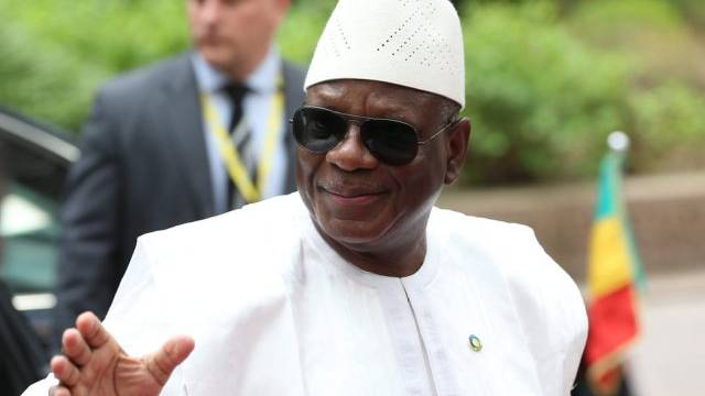 Malis Präsident Ibrahim Boubacar Keita