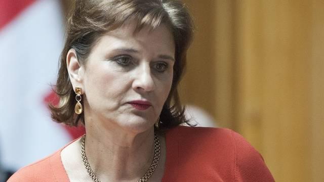 Weniger Lohn: Aids-Hilfe-Präsidentin und Nationalrätin Doris Fiala (Archiv)