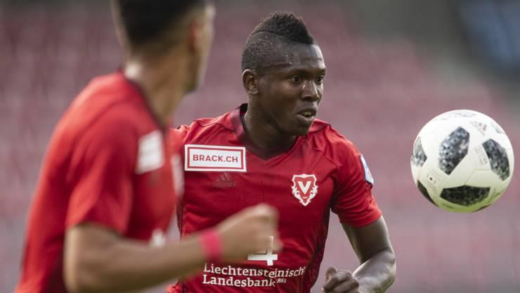 Der FC Vaduz kommt gegen Servette zum zweiten Saisonsieg