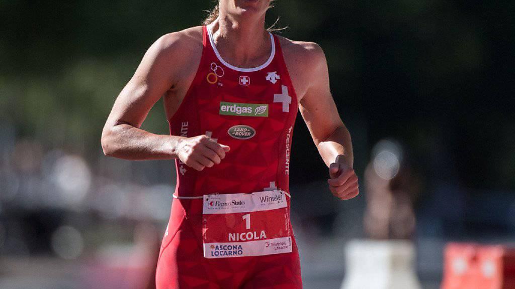 Nicola Spirig misst sich wieder mit der Weltspitze