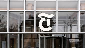 Tamedia will diverse Ressorts seiner Tages- und Sonntagszeitungen zusammenlegen. Das hat Kritik hervorgerufen. (Archivbild)