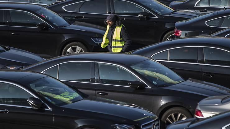 Uber Black bleibt in Deutschland auch weiterhin verboten (Symbolbild).