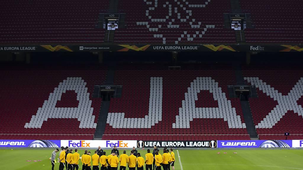 Drei Halbzeiten gegen Leverkusen können YB helfen