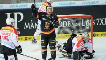 Die Schweizer Eishockey-Nati verliert gegen Deutschland 3:1