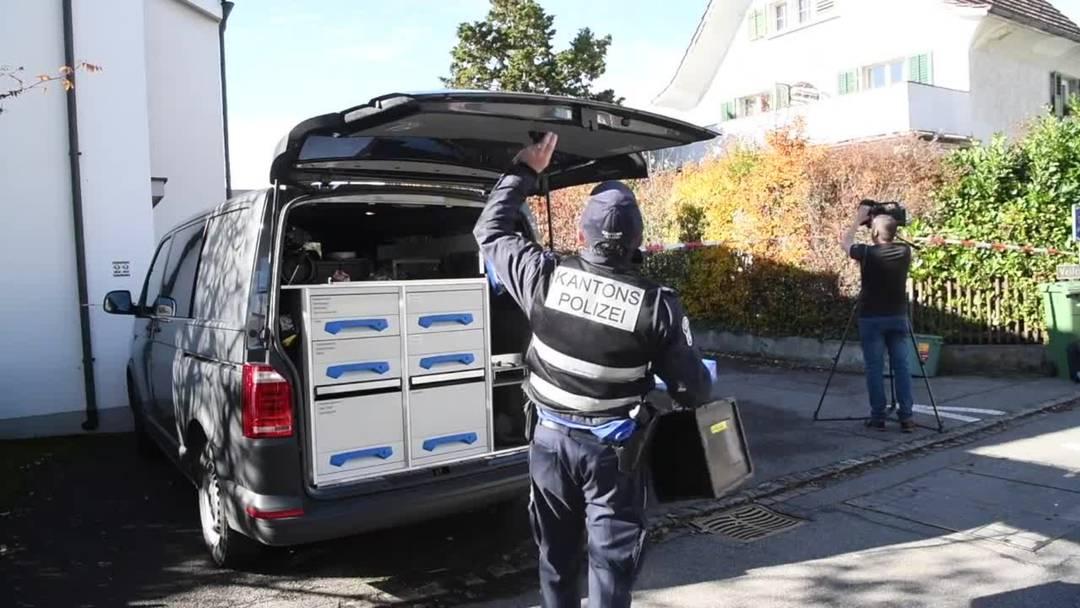 Buchs, 2.11.2020: Polizei findet drei Kinder und Vater tot auf