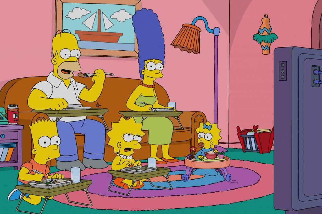 Ein Wohnzimmer wie bei den Simpsons - FM1Today