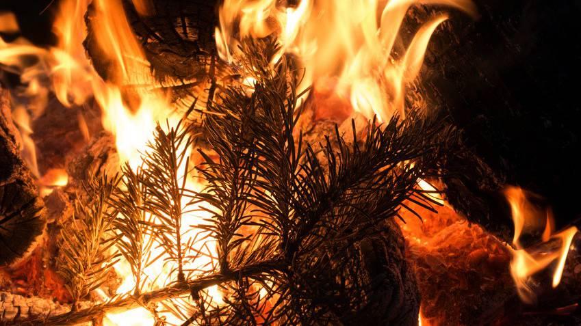 Advent, Advent, der Kranz brennt