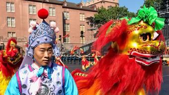 Ein besonderes Spektakel verspricht am diesjährigen Basel Tattoo eine chinesische Formation.