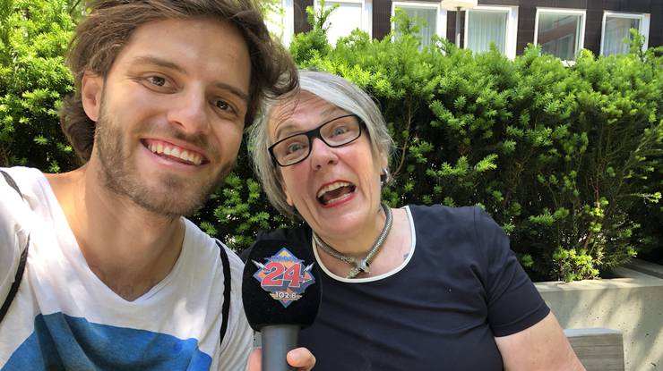 1989 gründete Heinze Baumann das Fachgeschäft für Kondome an der Zentralstrasse im Zuge der existierenden HIV-Problematik. Erika war von Beginn an dabei.